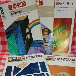 『建築知識』1980年シリーズ(その他)