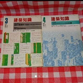 『建築知識』1981年シリーズ(その他)