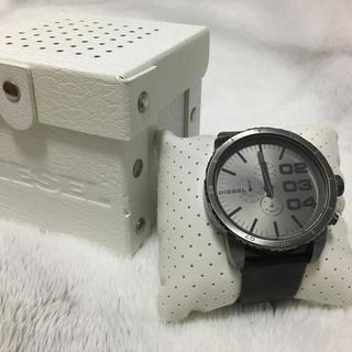 ディーゼル(DIESEL)のDZ-4210 ディーゼル 時計 (レザーベルト)