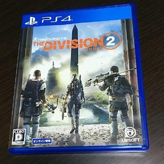 プレイステーション4(PlayStation4)のディビジョン 2(家庭用ゲームソフト)
