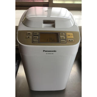 パナソニック(Panasonic)のパナソニック ホームベーカリー SD−BMS106 Panasonic 美品(ホームベーカリー)