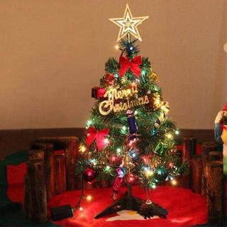 大人気☆クリスマスツリー 60cm オーナメント30点セット(その他)