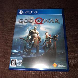 プレイステーション4(PlayStation4)のゴッドオブウォー ps4(家庭用ゲームソフト)