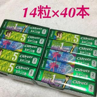 クロレッツ オリジナルミント 40本(菓子/デザート)
