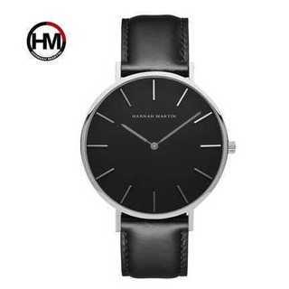 新品◆メンズウォッチ◆HM business watch◆ブラック(コーナーソファ)