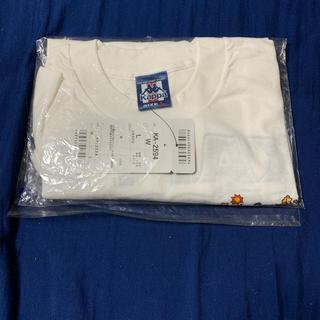 カッパ(Kappa)のKappa Tシャツ 半袖 白 Lサイズ メンズ (Tシャツ/カットソー(半袖/袖なし))