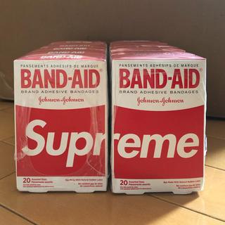 Supreme - Supreme bandaid シュプリーム バンドエイド