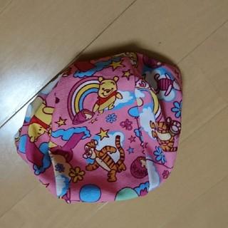 ディズニー(Disney)のプーさん 水泳帽 80(マリン/スイミング)