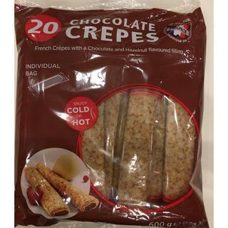 コストコ(コストコ)のチョコレート クレープ コストコ(菓子/デザート)