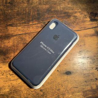 アップル(Apple)のApple iPhone シリコンケース for XS Max(iPhoneケース)