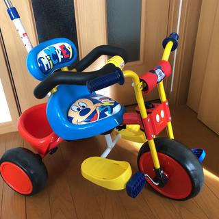 ミッキーマウス 三輪車(三輪車)