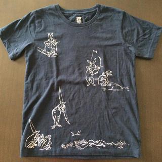 グラニフ(Design Tshirts Store graniph)のグラニフ 鳥獣戯画Tシャツ(Tシャツ(半袖/袖なし))