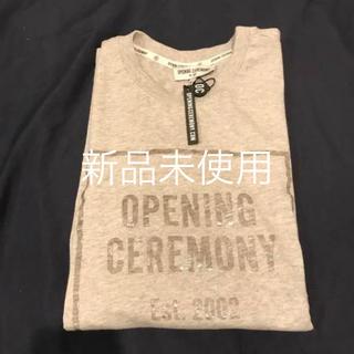 オープニングセレモニー(OPENING CEREMONY)のオープニングセレモニー 新品未使用(Tシャツ(半袖/袖なし))