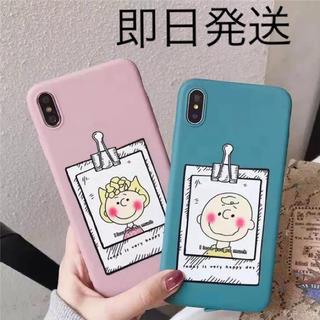 SNOOPY - 新作 チャーリーブラウン サリー iPhoneケース