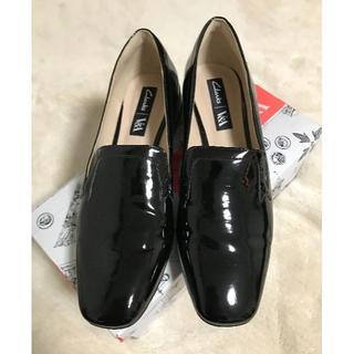 クラークス(Clarks)のレディース クラークス ローファー Size UK4.5/23.5cm(ローファー/革靴)