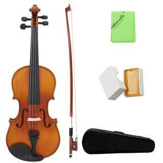 【初心者向け】アコースティック バイオリン 入門セット 394(ヴァイオリン)