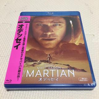 【Blu-ray】オデッセイ('15米)(外国映画)