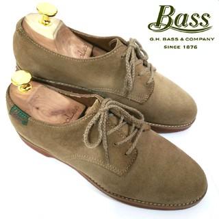 ジーエイチバス(G.H.BASS)の♡G.H.BASS♡スエードシューズ プレーントゥ (ローファー/革靴)