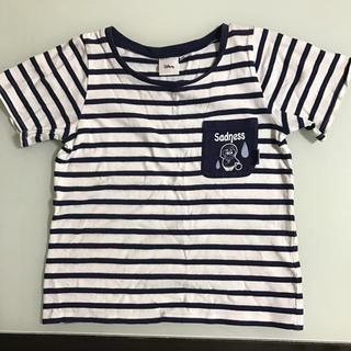 ディズニー(Disney)の半袖Tシャツ 120 ディズニー(Tシャツ/カットソー)