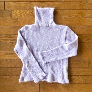 アニエスベー(agnes b.)のlavender knit*(ニット/セーター)