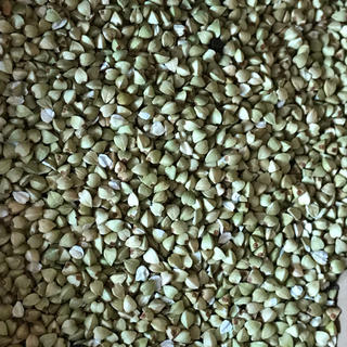北海道産 蕎麦の実 700g(米/穀物)