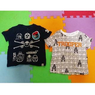 ギャップキッズ(GAP Kids)のGAP♥️スターウォーズTシャツ 二枚set(Tシャツ/カットソー)