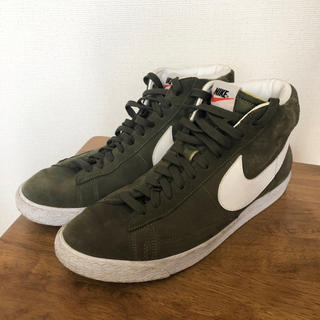 NIKE - NIKE Blazer high cut