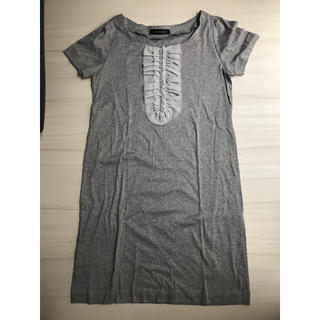 グリーンレーベルリラクシング(green label relaxing)のUNITED ARROWS Tシャツワンピ(Tシャツ(半袖/袖なし))