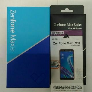 ASUS - 新品未使用 SIMフリースマホ Zenfone Max (M1)