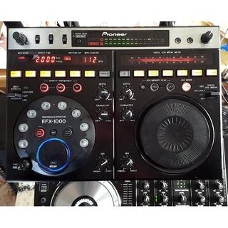 パイオニア(Pioneer)のパイオニア EFX1000(DJエフェクター)