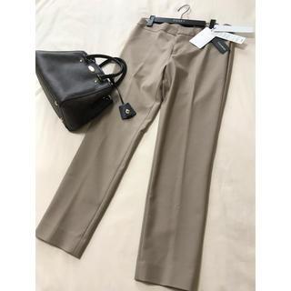 エムプルミエ(M-premier)の新品 エムプルミエ  ブラック パンツ(クロップドパンツ)