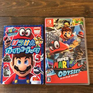 Nintendo Switch - スーパーマリオオデッセイ ソフト 任天堂スイッチ