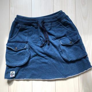 チャムス(CHUMS)のチャムス スウェットスカート(ひざ丈スカート)