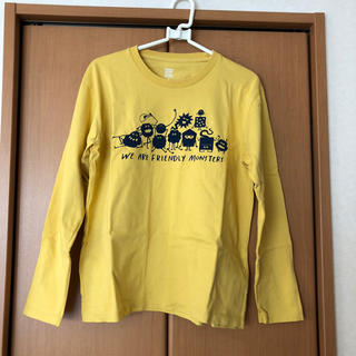 グラニフ(Design Tshirts Store graniph)のモンスターTシャツ(Tシャツ(長袖/七分))