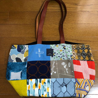 mina perhonen - ミナペルホネン  peace bag ピースバッグ