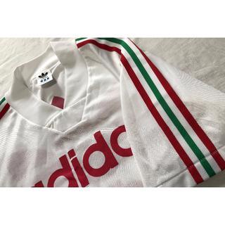 アディダス(adidas)の90' デサント製 adidas アディダス  L-O(Tシャツ/カットソー(半袖/袖なし))