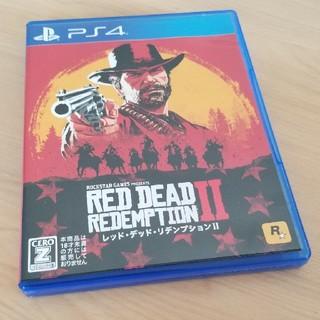 PlayStation4 - PS4 レッド・デッド・リデンプション2