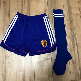 アディダス(adidas)のサッカーパンツ ソックスセット(ウェア)