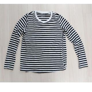 ムジルシリョウヒン(MUJI (無印良品))の授乳に便利なTシャツ(マタニティトップス)