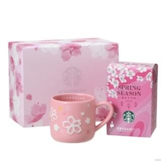 スターバックスコーヒー(Starbucks Coffee)のスタバ オンライン限定 マグカップ&オリガミ セット(マグカップ)