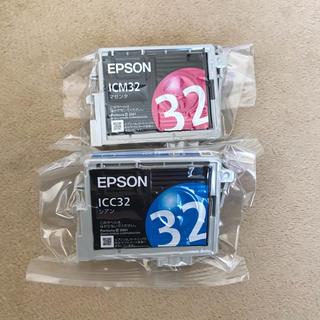 エプソン(EPSON)のEPSON 32 インクカードリッジ(PC周辺機器)