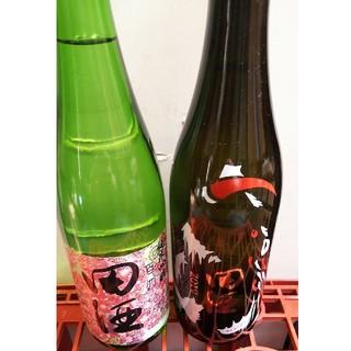 田酒 百四拾&干支ボトルセット。(日本酒)