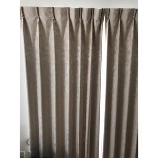 ニトリ(ニトリ)のニトリ オーダーカーテン 縦192㎝ 横92㎝ 左右2枚セット(カーテン)