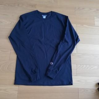 グリーンレーベルリラクシング(green label relaxing)のチャンピオン メンズ M 長袖(Tシャツ/カットソー(七分/長袖))