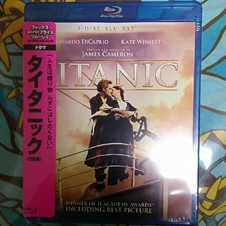 タイタニック Blu-ray(外国映画)