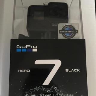 ゴープロ(GoPro)のgopro hero7 新品未開封品 ゴープロ(ビデオカメラ)