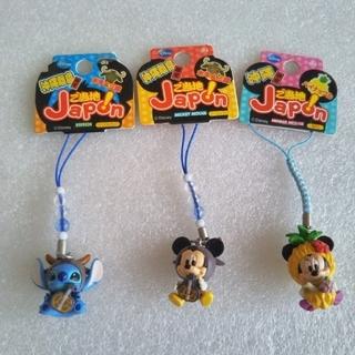 ディズニー(Disney)のディズニー ストラップ【3個セット】(ストラップ)