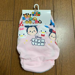 ディズニー(Disney)の女児 2枚組ショーツ ツムツム 100 ☆新品☆(下着)