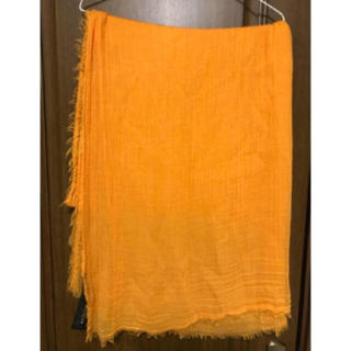 ザラ(ZARA)のZARAのオレンジのスカーフ(バンダナ/スカーフ)