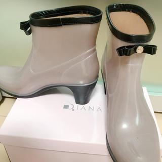 ダイアナ(DIANA)のDIANA レインシューズ(レインブーツ/長靴)